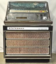 Wurlitzer circa 1970 Model 3400 Statesman Music for Millions