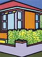 HOWARD ARKLEY (1951-1999) Untitled (Suburban