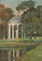 EMANUEL PHILLIPS FOX (1865-1915) The Temple of