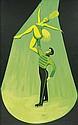 JOHN BRACK (1920-1999) Adagio 1967-69 oil on