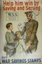2 United War Work Campaign posters AW Brown