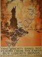 Joseph Pennell Statue of Liberty