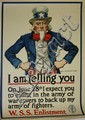 James Montgomery Flagg Uncle Sam