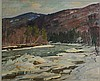 Aldro T Hibbard (Am 1886-1972) o/b West River