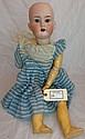 Armand Marseille 390 bisque doll- mkd A 13 M,