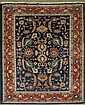 Persian room size carpet 8'1