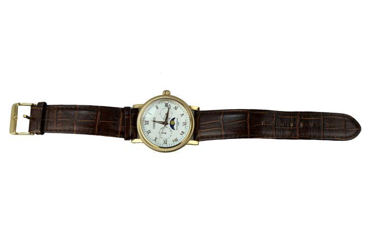TIME100 Quartz Men's Watch