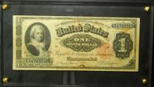 1891 large size $1.00 Silver Certificate