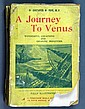 1897 Paperback  A Journey To Venus By G. Pope