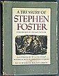 Illustrated 1946 A Treasury Of Stephen Foster