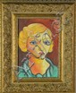 Signed Moise Kisling Oil on Canvas
