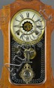 Waterbury Eastlake Mantle Clock
