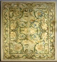 A 19th C. European Aubosson Tapestry
