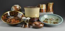 (8) Pcs Apple Lane Pottery