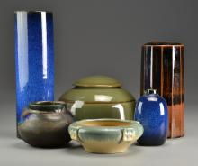 (6) Pcs Miscellaneous Pottery