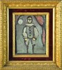 Georges Rouault Oil Painting on Board