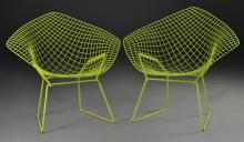 Pr. Harry Bertoia Diamond Chairs