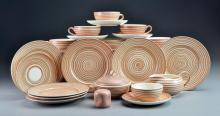 (25) Pcs. Ardico Products Germany Ceramic Table Ware
