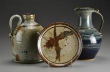 (3) Pcs Michigan Art Pottery