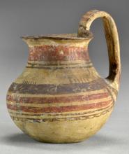 Circa 400-500 BC South Italian Pottery Vessel