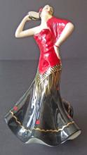 ROYAL DUX FLAMENCO DANCER FIGURINE