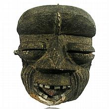 Wobe Mask w/ metal teeth