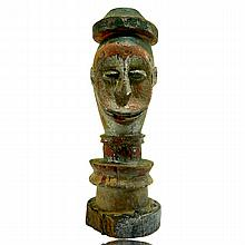 Rare Urhobo Headpiece