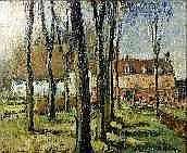 Désiré Haine (1900-1989). Dimensions: 0m68 x 0m80