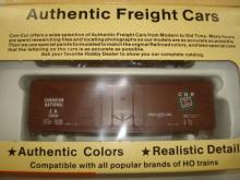 3 HO Con-Cor NOS Train Kits Gondala, Hopper