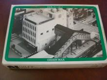 Green Max Structure Kit N Scale NOS