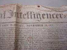 1811 British Incedenced that Cause US to go to War