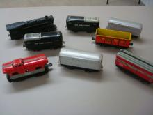 NYC Marx Engine, Transformer, Track, 7 Cars