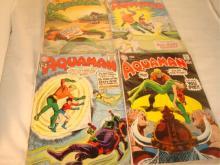 4 Aquaman DC Comics 4, 6, 45, 46