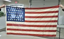 46 Star US Flag 5x3 1908-1912