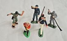 Original Marx soldiers from Revolutionary War