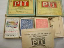 2 PIT Parker Brothers Games