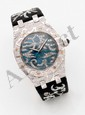 AUDEMARS PIGUET. Montre de dame Lady Royal Oak