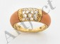 VAN CLEEF AND ARPELS. Bague Philippine