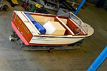 Chris-Craft Sea Skiff, 5,82 m