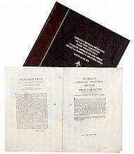 Subasta de Documentos, Grabados y Libros Antiguos y Contemporáneo