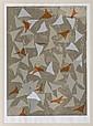 IRMA PALACIOS, Sobre papel, Firmada y fechada 03. Serigrafía 58 / 100, 64 x 46 cm