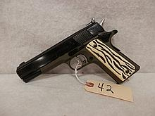 Colt 1911 National Match 45 auto SN: 1509NM