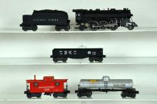 Super Lionel Early 224 Steam Freight Set