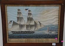 SHIP PORTRAIT