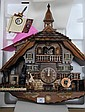 Cuckoo clock, brand new in box, German Schneider Kuckuckuhren.