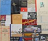 1930's-1940's Cadillac and LaSalle brochures, 33 items