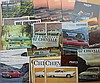 1960's-1970's Chevrolet, Chevelle, Vega and Nova brochures, 95 items