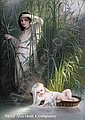 A Fine Large KPM Porcelain Plaque, late 19th/early, Paul Delaroche, Click for value
