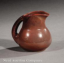 A Shearwater Pottery Pitcher
