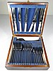 VINTAGE FIRTH BREARLEY BOXED FLATWARE SET